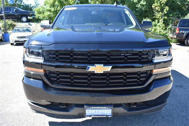 2018 Silverado 1500 Double Cab 4x4,  Pickup #40109 - photo 10