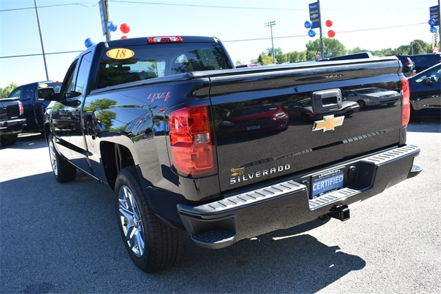 2018 Silverado 1500 Double Cab 4x4,  Pickup #40109 - photo 7