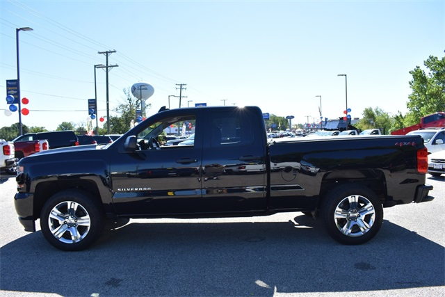 2018 Silverado 1500 Double Cab 4x4,  Pickup #40109 - photo 8