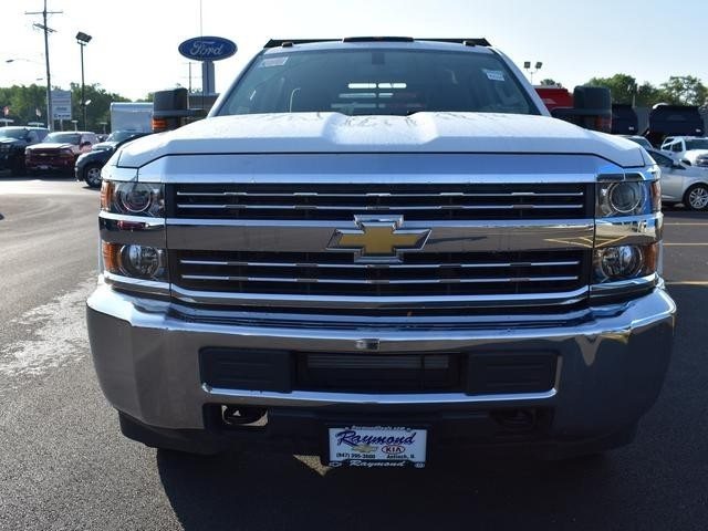 2018 Silverado 3500 Crew Cab DRW 4x4,  Dump Body #40133 - photo 8
