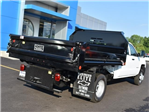 2018 Silverado 3500 Crew Cab DRW 4x4,  Dump Body #40133 - photo 1