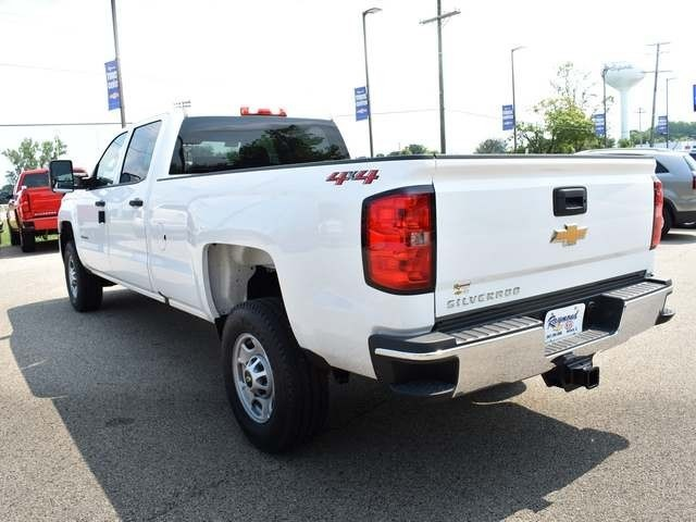 2019 Silverado 2500 Crew Cab 4x4,  Pickup #40161 - photo 6