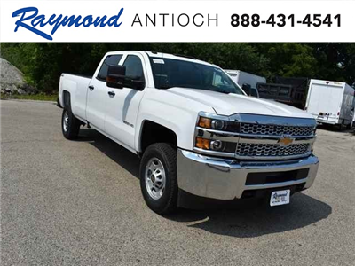 2019 Silverado 2500 Crew Cab 4x4,  Pickup #40161 - photo 1