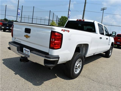2019 Silverado 2500 Crew Cab 4x4,  Pickup #40161 - photo 2