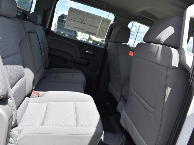 2018 Silverado 3500 Crew Cab DRW 4x2,  Dump Body #40165 - photo 14