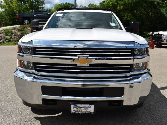 2018 Silverado 3500 Crew Cab DRW 4x2,  Dump Body #40165 - photo 8