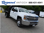 2018 Silverado 3500 Crew Cab DRW 4x2,  Dump Body #40165 - photo 1