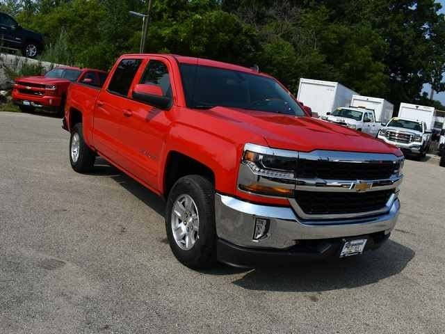 2018 Silverado 1500 Crew Cab 4x4,  Pickup #40200 - photo 11