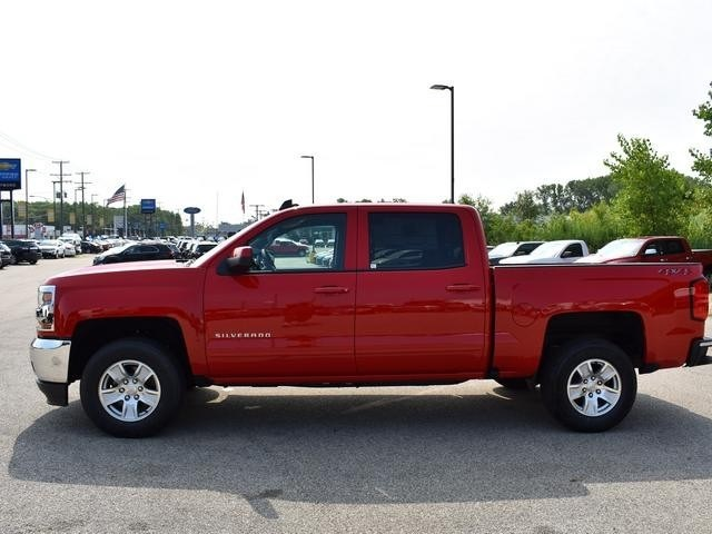 2018 Silverado 1500 Crew Cab 4x4,  Pickup #40200 - photo 8