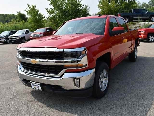 2018 Silverado 1500 Crew Cab 4x4,  Pickup #40200 - photo 9