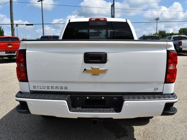 2018 Silverado 1500 Crew Cab 4x4,  Pickup #40216 - photo 4