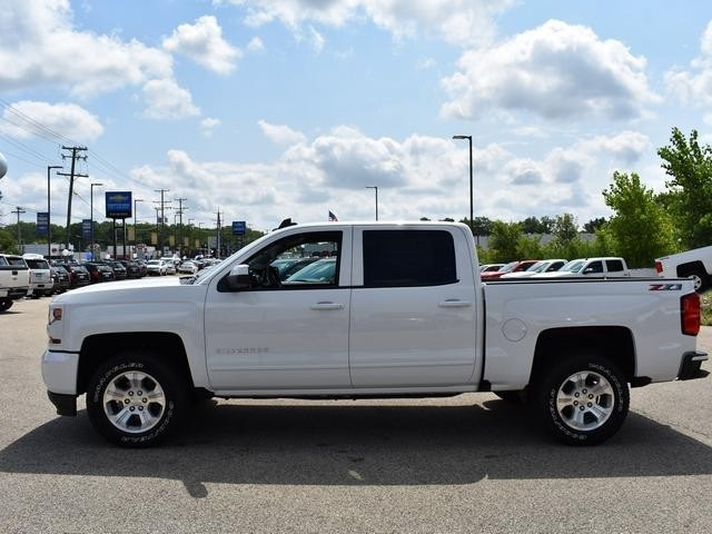 2018 Silverado 1500 Crew Cab 4x4,  Pickup #40216 - photo 8