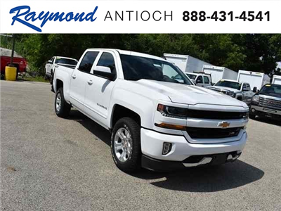 2018 Silverado 1500 Crew Cab 4x4,  Pickup #40216 - photo 1