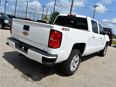 2018 Silverado 1500 Crew Cab 4x4,  Pickup #40216 - photo 2