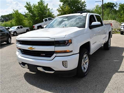 2018 Silverado 1500 Crew Cab 4x4,  Pickup #40216 - photo 9