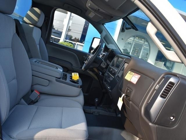 2019 Silverado 3500 Regular Cab DRW 4x4,  Dump Body #40298 - photo 12