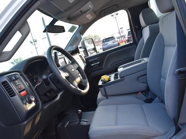 2019 Silverado 3500 Regular Cab DRW 4x4,  Dump Body #40298 - photo 21
