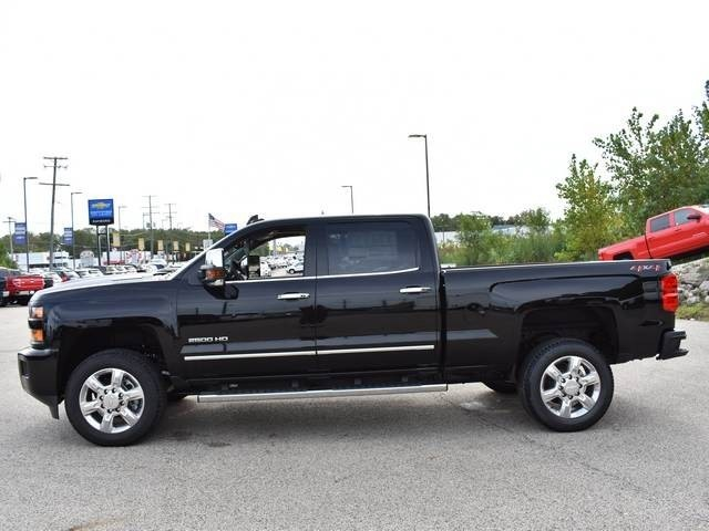 2019 Silverado 2500 Crew Cab 4x4,  Pickup #40318 - photo 8