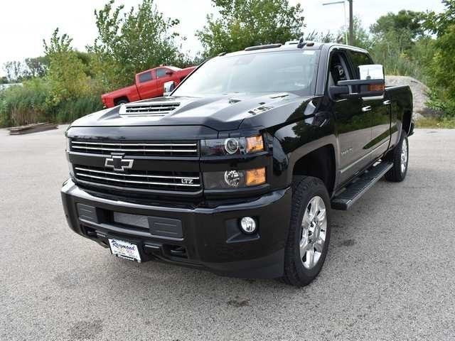 2019 Silverado 2500 Crew Cab 4x4,  Pickup #40318 - photo 9