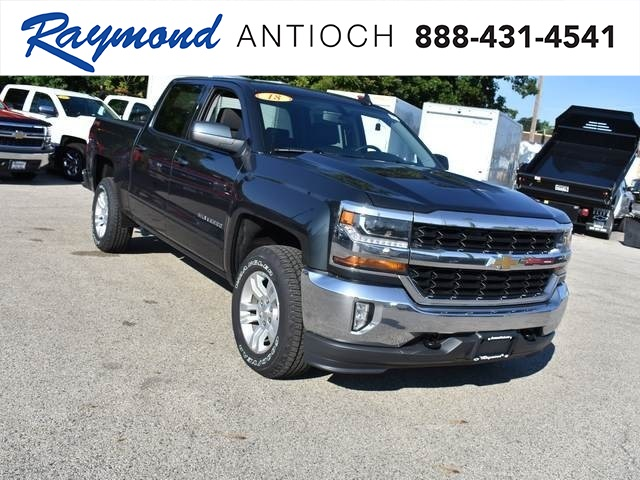 2018 Silverado 1500 Crew Cab 4x4,  Pickup #40322 - photo 1
