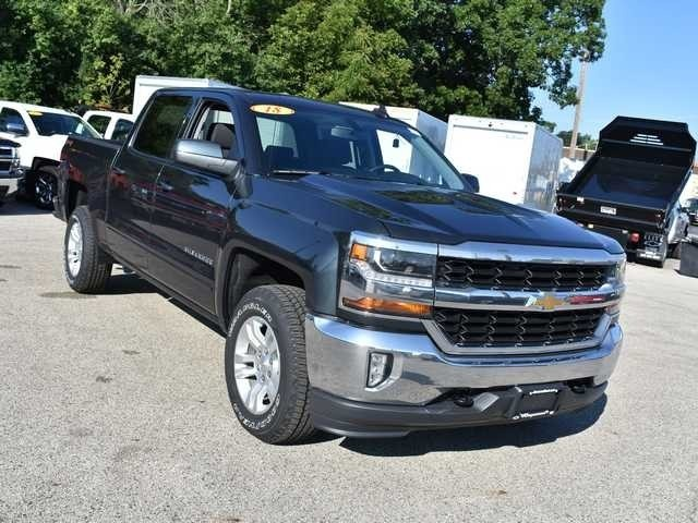 2018 Silverado 1500 Crew Cab 4x4,  Pickup #40322 - photo 11