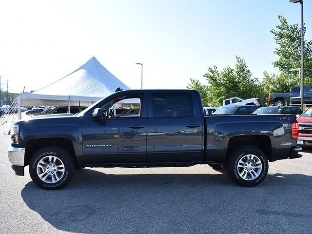 2018 Silverado 1500 Crew Cab 4x4,  Pickup #40322 - photo 8