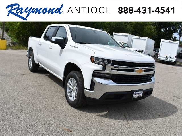 2019 Silverado 1500 Crew Cab 4x4,  Pickup #40364 - photo 1