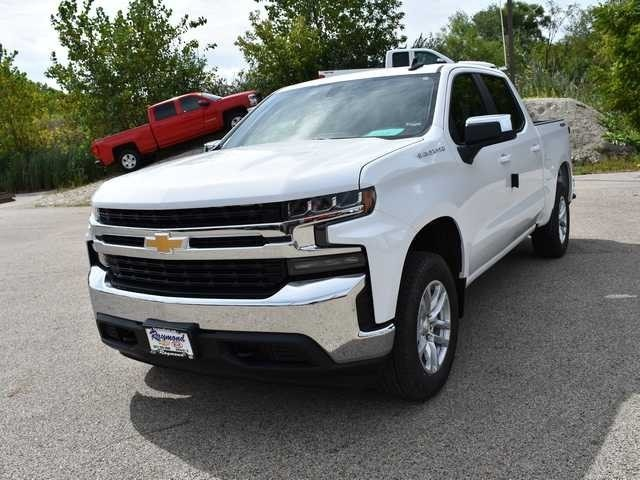 2019 Silverado 1500 Crew Cab 4x4,  Pickup #40364 - photo 9