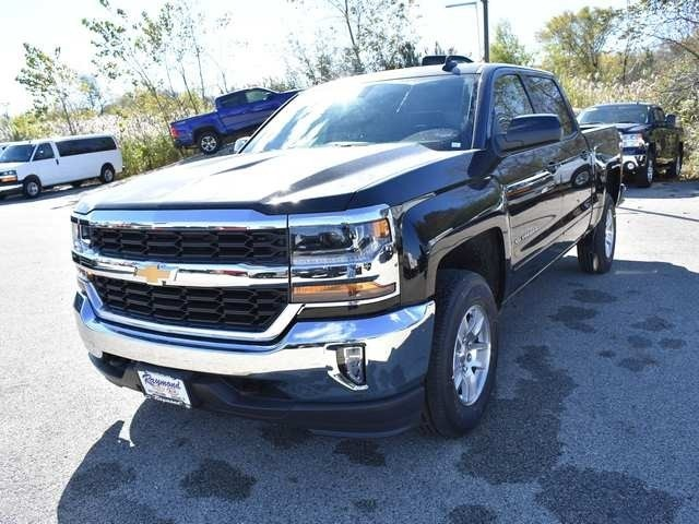 2018 Silverado 1500 Crew Cab 4x4,  Pickup #40369 - photo 9