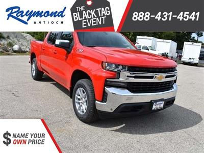 2019 Silverado 1500 Crew Cab 4x4,  Pickup #40463 - photo 1