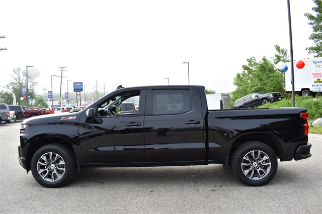2019 Silverado 1500 Crew Cab 4x4,  Pickup #40465 - photo 8