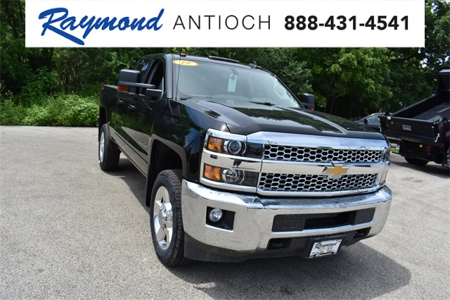 2019 Silverado 2500 Double Cab 4x4,  Pickup #40572 - photo 1