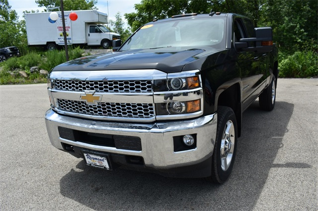 2019 Silverado 2500 Double Cab 4x4,  Pickup #40572 - photo 9