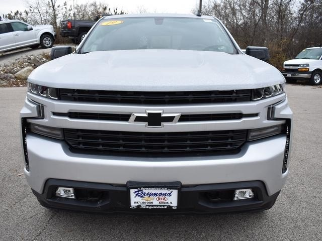 2019 Silverado 1500 Crew Cab 4x4,  Pickup #40619 - photo 10