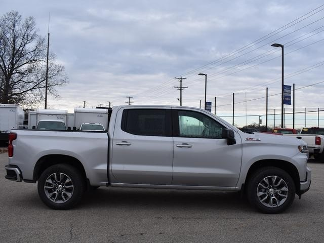 2019 Silverado 1500 Crew Cab 4x4,  Pickup #40619 - photo 3