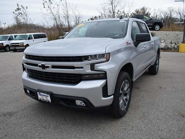 2019 Silverado 1500 Crew Cab 4x4,  Pickup #40619 - photo 9