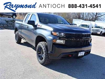 2019 Silverado 1500 Double Cab 4x4,  Pickup #40640 - photo 1