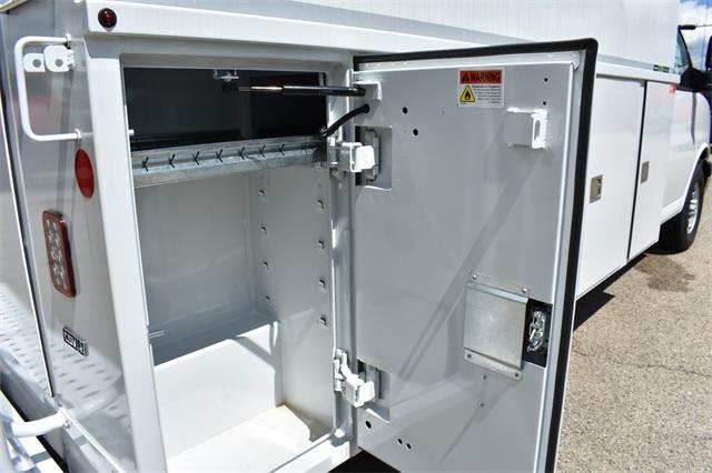 2019 Express 3500 4x2, Reading Aluminum CSV Service Utility Van #40878 - photo 15