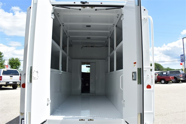 2019 Express 3500 4x2, Reading Aluminum CSV Service Utility Van #40878 - photo 16