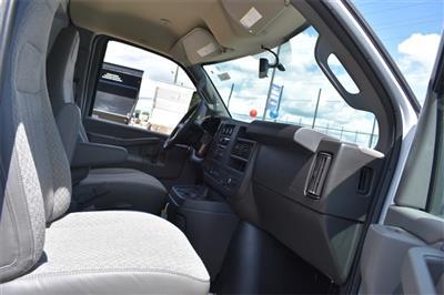 2019 Express 3500 4x2, Reading Aluminum CSV Service Utility Van #40878 - photo 11