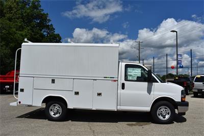 2019 Express 3500 4x2, Reading Aluminum CSV Service Utility Van #40878 - photo 3