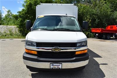2019 Express 3500 4x2, Reading Aluminum CSV Service Utility Van #40878 - photo 8