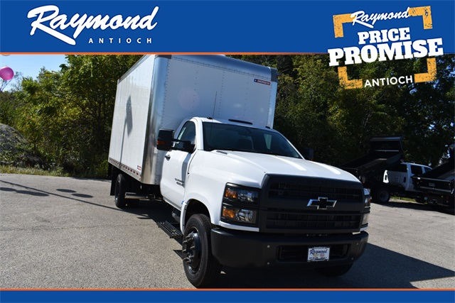 2019 Chevrolet Silverado Medium Duty Regular Cab DRW 4x2, Morgan Dry Freight #41253 - photo 1