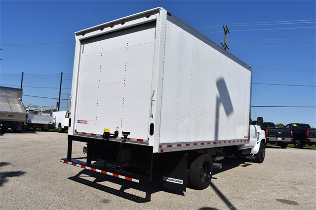 2019 Silverado Medium Duty Regular Cab DRW 4x2, Morgan Dry Freight #41253 - photo 1