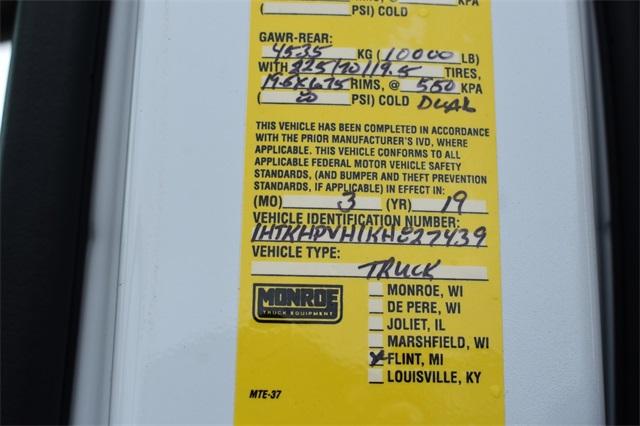 2019 Silverado 4500 Crew Cab DRW 4x2, Monroe MTE-Zee Dump Body #41348 - photo 32