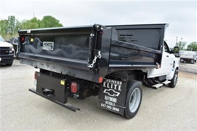 2019 Silverado 4500 Crew Cab DRW 4x2, Monroe MTE-Zee Dump Body #41348 - photo 2