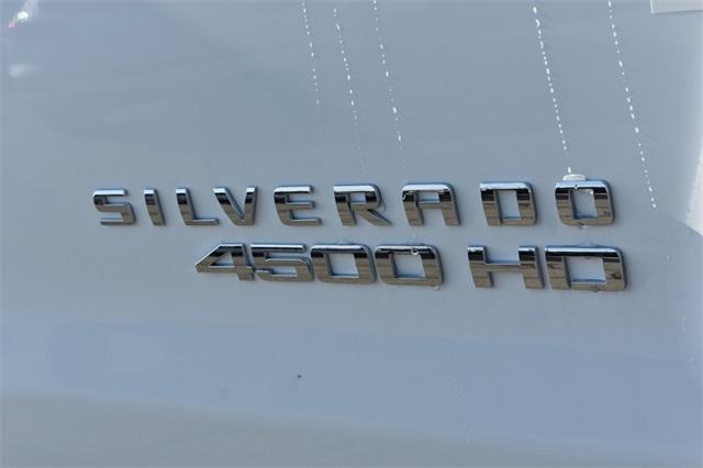 2019 Silverado 4500 Crew Cab DRW 4x4, Monroe MTE-Zee Dump Body #41520 - photo 12