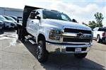2019 Silverado Medium Duty Crew Cab DRW 4x4,  Monroe Dump Body #41520 - photo 1