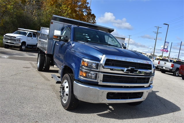 2019 Silverado 4500 Regular Cab DRW 4x2, Monroe Dump Body #41750 - photo 1