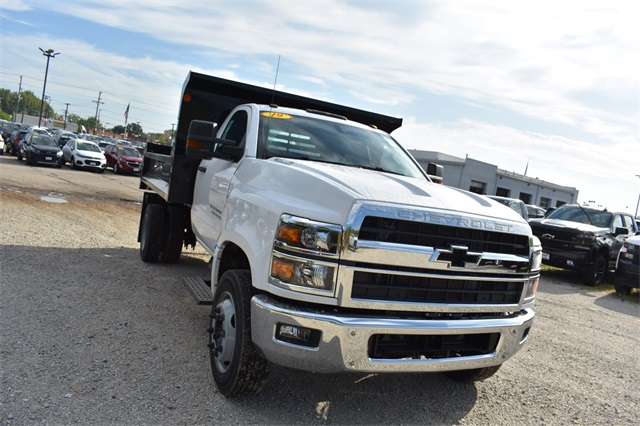 2019 Silverado 4500 Regular Cab DRW 4x2, Monroe Dump Body #41766 - photo 1
